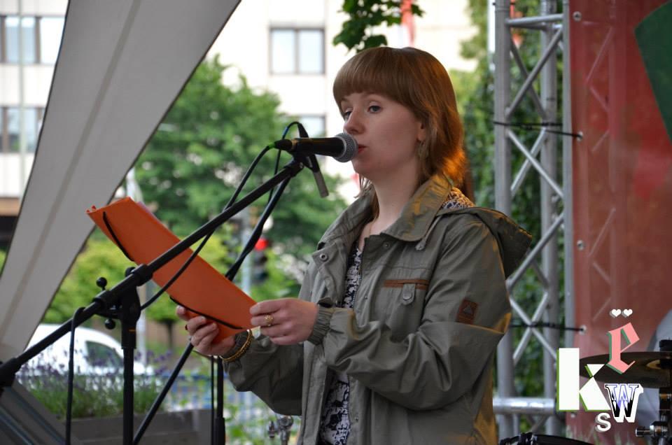Susann Vogel beim KWS in Weidenau2