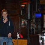 Unser stetiger, charmanter Moderator: Johannes Herbst