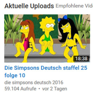 Wortmeldung Simpsons2